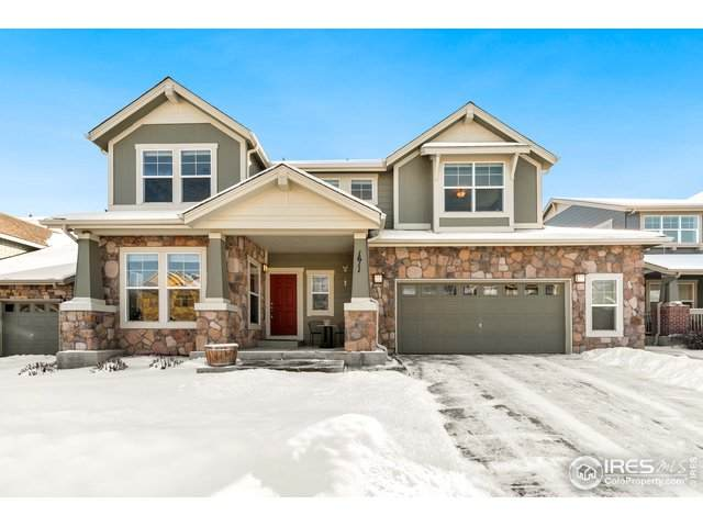 1611 Prairie Song Pl, Longmont, CO 80504 (#904141) :: The Dixon Group