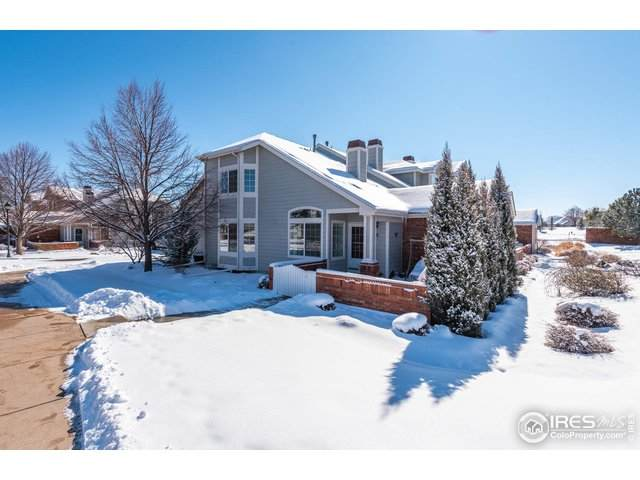 4500 Seneca St #72, Fort Collins, CO 80526 (MLS #904143) :: J2 Real Estate Group at Remax Alliance