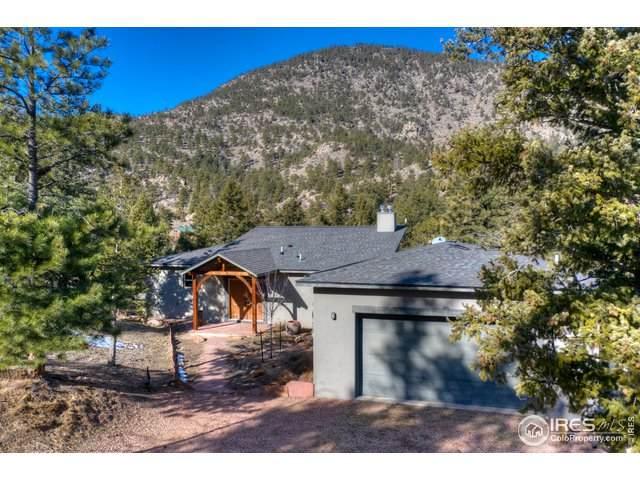 21 Pima Rd, Lyons, CO 80540 (MLS #904152) :: Hub Real Estate