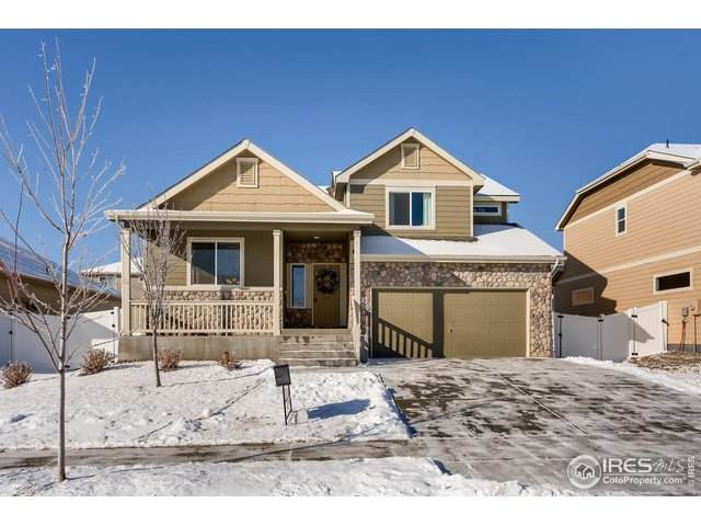 375 Mt Bross Ave, Severance, CO 80550 (MLS #904159) :: Hub Real Estate