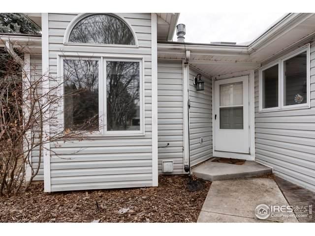 1136 Wabash St #29, Fort Collins, CO 80526 (MLS #904175) :: Hub Real Estate