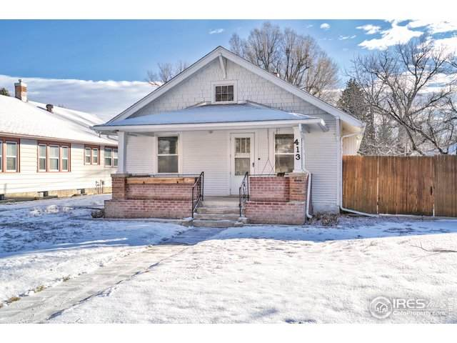 413 Cottonwood Ave, Eaton, CO 80615 (MLS #904181) :: 8z Real Estate
