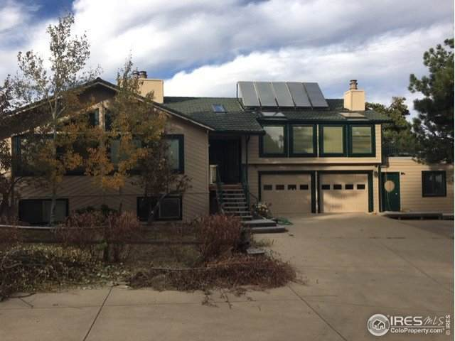 384 Deer  Trail Rd, Boulder, CO 80302 (MLS #904190) :: Colorado Home Finder Realty