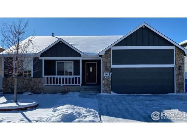 244 Sand Grouse Dr, Loveland, CO 80537 (MLS #904195) :: Kittle Real Estate