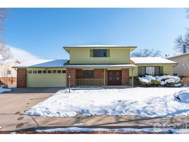 2820 Glendevey Dr, Loveland, CO 80538 (MLS #904196) :: Downtown Real Estate Partners