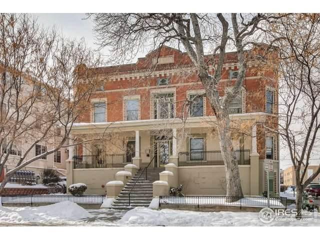 1425 Washington St #201, Denver, CO 80203 (MLS #904197) :: 8z Real Estate