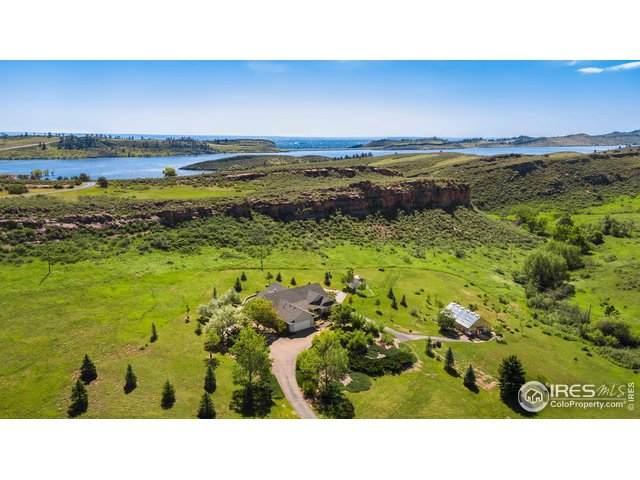 724 Lodgepole Dr, Bellvue, CO 80512 (MLS #904198) :: 8z Real Estate