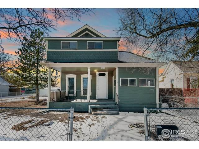 1213 4th Ave, Greeley, CO 80631 (MLS #904205) :: Downtown Real Estate Partners