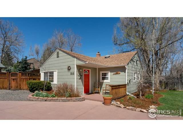 1545 Norwood Ave, Boulder, CO 80304 (MLS #904209) :: Colorado Home Finder Realty