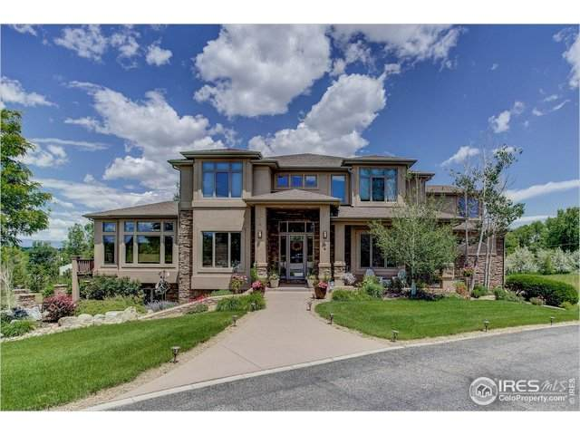 54 Baxter Farm Ln, Erie, CO 80516 (MLS #904211) :: J2 Real Estate Group at Remax Alliance