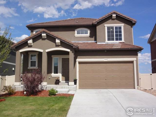3423 Rosewood Ln, Johnstown, CO 80534 (MLS #904221) :: Tracy's Team