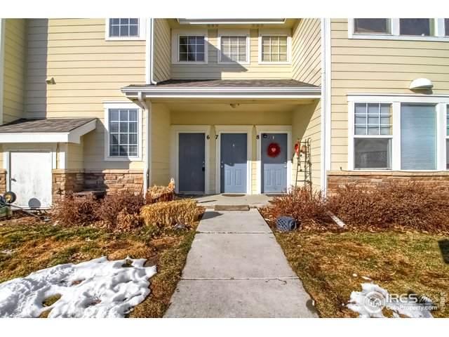 3752 Ponderosa Ct #6, Evans, CO 80620 (MLS #904231) :: Hub Real Estate