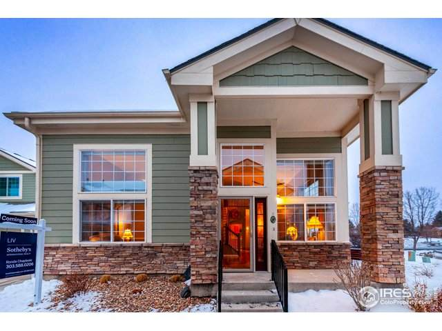 13886 Legend Trl #104, Broomfield, CO 80023 (MLS #904233) :: Colorado Home Finder Realty