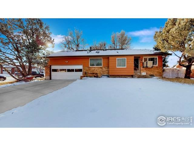 737 41st Ave, Greeley, CO 80634 (MLS #904234) :: Colorado Home Finder Realty
