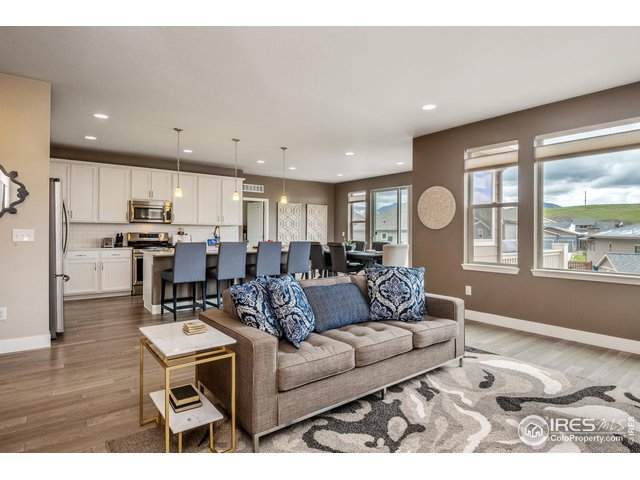 17379 W 94th Dr, Arvada, CO 80007 (MLS #904236) :: 8z Real Estate