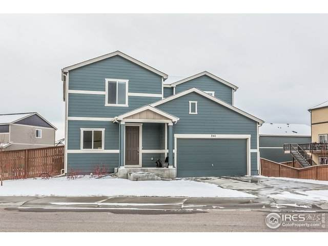 341 Pavo Ct, Loveland, CO 80537 (MLS #904238) :: Colorado Home Finder Realty