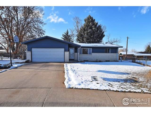 511 31st Ave, Greeley, CO 80634 (MLS #904242) :: Hub Real Estate