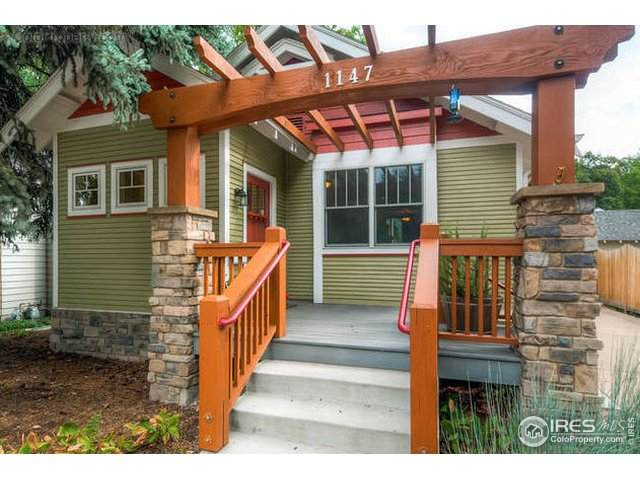 1147 Laporte Ave, Fort Collins, CO 80521 (MLS #904262) :: Jenn Porter Group