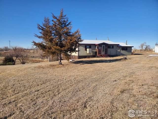 45893 Us Highway 36, Cope, CO 80812 (MLS #904265) :: Kittle Real Estate