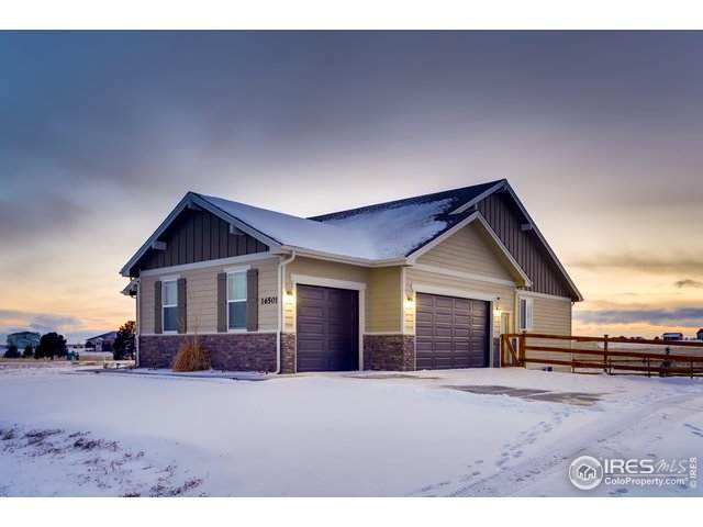 16501 Badminton Rd, Platteville, CO 80651 (MLS #904277) :: Colorado Home Finder Realty