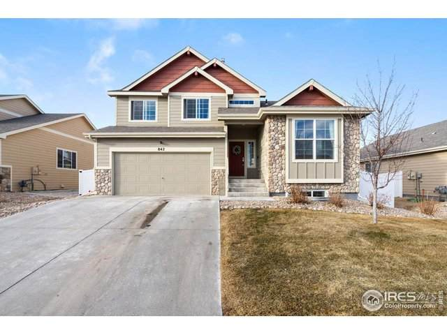 842 Sunlight Peak Dr, Severance, CO 80550 (MLS #904280) :: Colorado Home Finder Realty