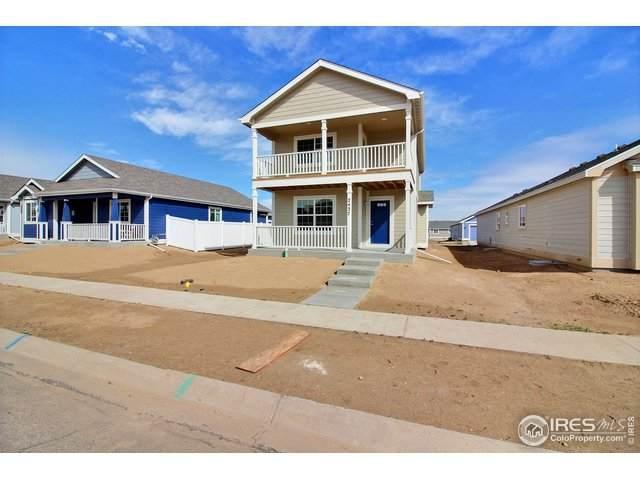 4220 Yellowbells Dr, Evans, CO 80620 (MLS #904285) :: Colorado Home Finder Realty