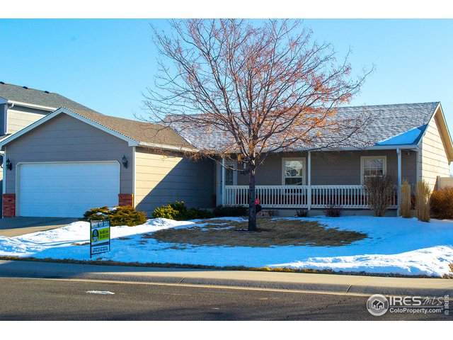2816 39th Ave, Greeley, CO 80634 (MLS #904294) :: 8z Real Estate