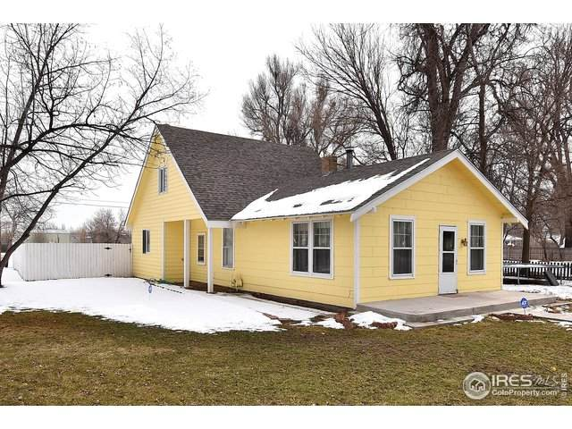 3802 Empire St, Evans, CO 80620 (MLS #904295) :: Downtown Real Estate Partners