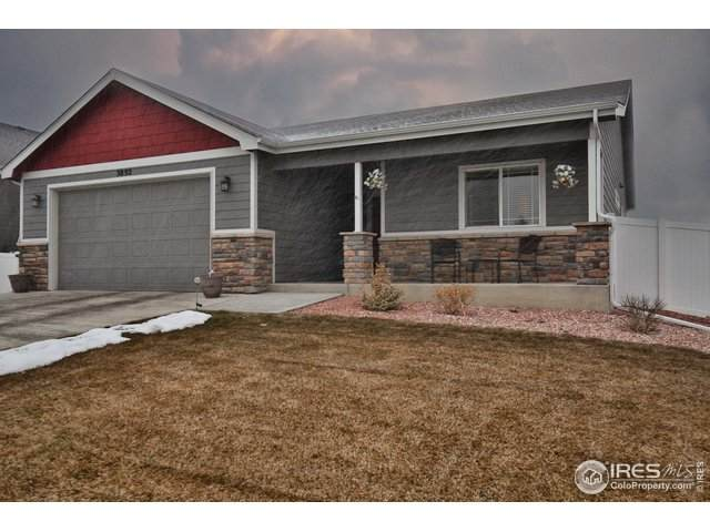 3892 Mount Flora St, Wellington, CO 80549 (#904302) :: The Brokerage Group