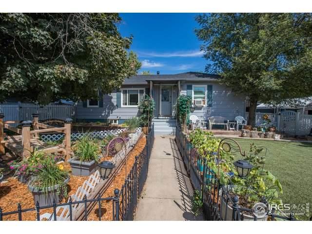 119 E 23rd St, Loveland, CO 80538 (MLS #904327) :: Downtown Real Estate Partners