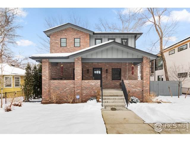 2540 S Josephine St, Denver, CO 80210 (MLS #904333) :: Colorado Home Finder Realty