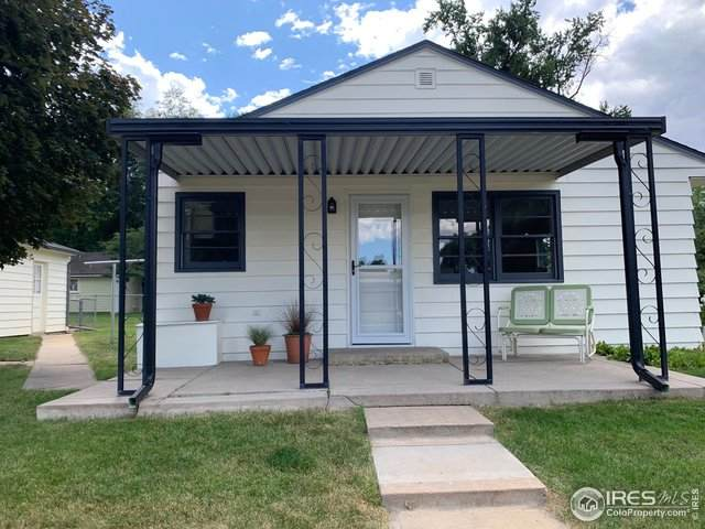 236 Bishop St, Fort Collins, CO 80521 (MLS #904361) :: Downtown Real Estate Partners