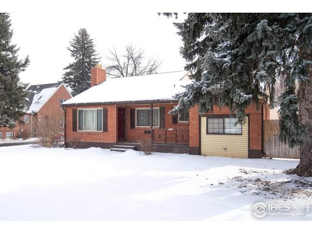 403 E Prospect Rd, Fort Collins, CO 80525 (MLS #904370) :: Downtown Real Estate Partners