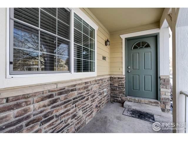 1015 Andrews Peak Dr #102, Fort Collins, CO 80521 (MLS #904373) :: Downtown Real Estate Partners