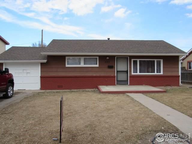 533 Circle Dr, Fort Morgan, CO 80701 (#904374) :: The Peak Properties Group