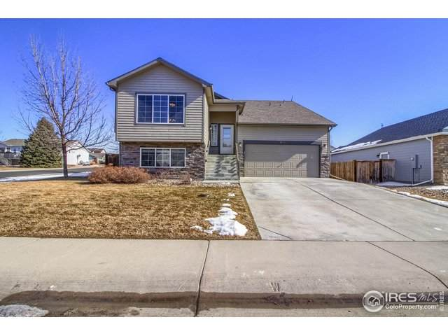 400 Prairie Clover Way, Severance, CO 80550 (MLS #904376) :: J2 Real Estate Group at Remax Alliance