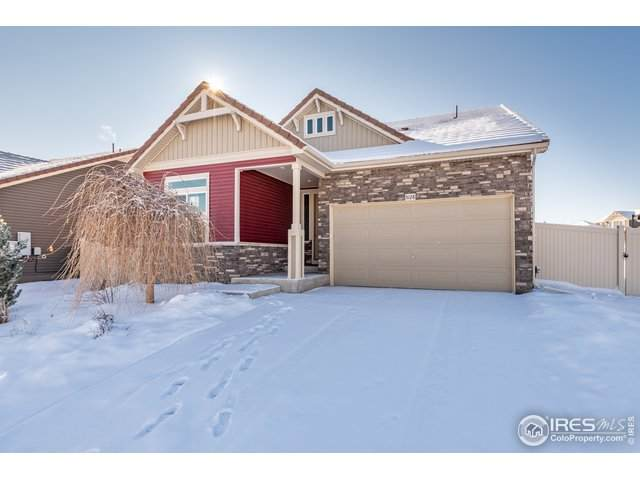 5128 Silverwood Dr, Johnstown, CO 80534 (MLS #904378) :: Tracy's Team