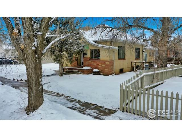 105 W Geneseo St, Lafayette, CO 80026 (#904381) :: The Dixon Group