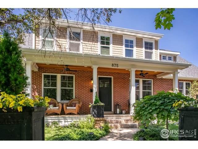 875 14th St, Boulder, CO 80302 (MLS #904382) :: 8z Real Estate