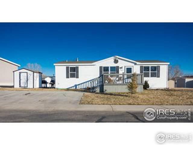 4012 Wapiti Way, Evans, CO 80620 (MLS #904383) :: Downtown Real Estate Partners