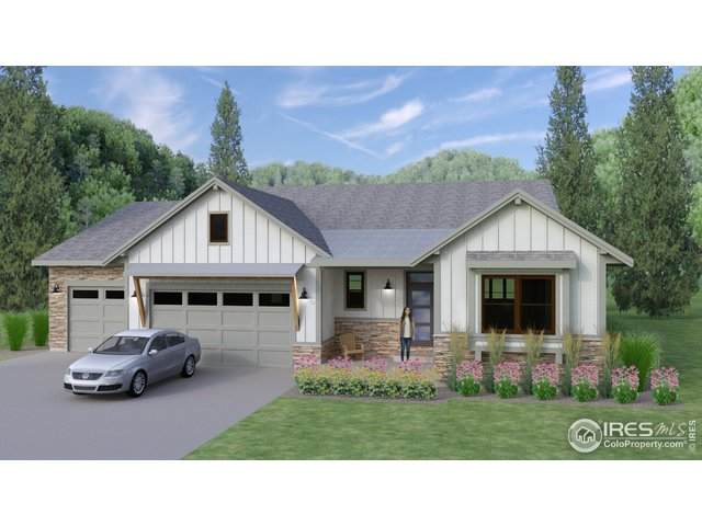603 Harvest Moon Dr, Severance, CO 80550 (MLS #904385) :: 8z Real Estate