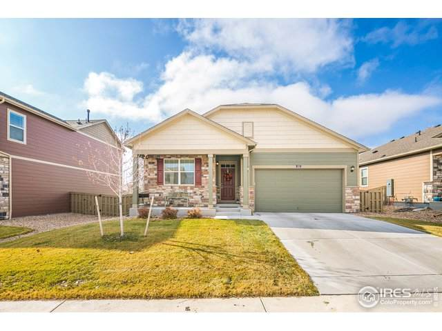 523 2nd St, Severance, CO 80550 (MLS #904386) :: Jenn Porter Group