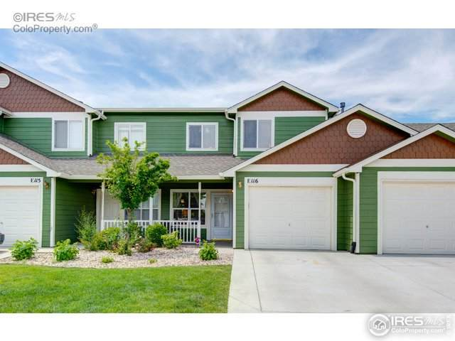 721 Waterglen Dr #116, Fort Collins, CO 80524 (MLS #904387) :: Keller Williams Realty