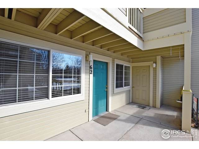 1225 W Prospect Rd T62, Fort Collins, CO 80526 (MLS #904394) :: Colorado Home Finder Realty