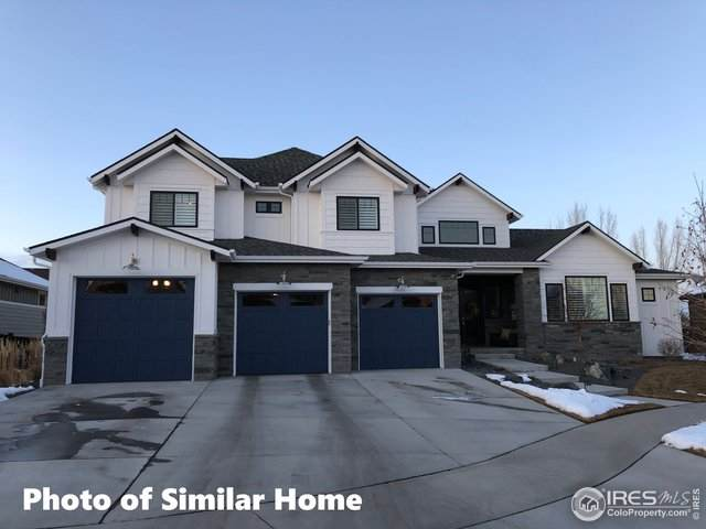 5933 Riverbluff Dr, Timnath, CO 80547 (MLS #904395) :: 8z Real Estate