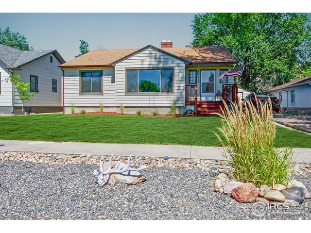614 Columbine St, Sterling, CO 80751 (#904397) :: My Home Team