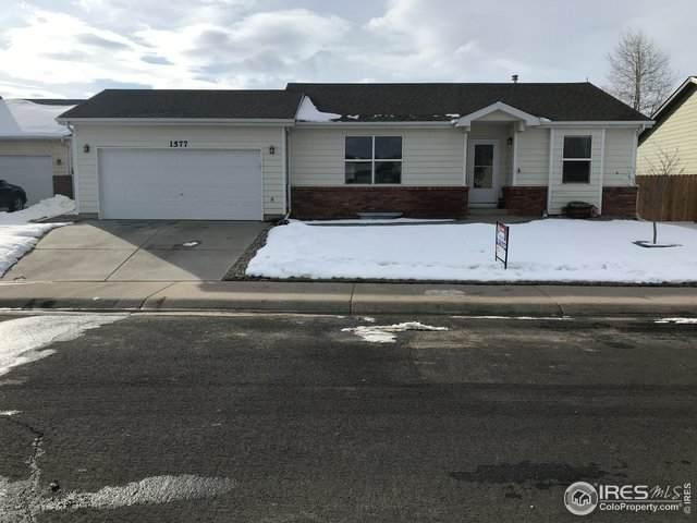 1577 S Frances Ave, Milliken, CO 80543 (MLS #904401) :: 8z Real Estate