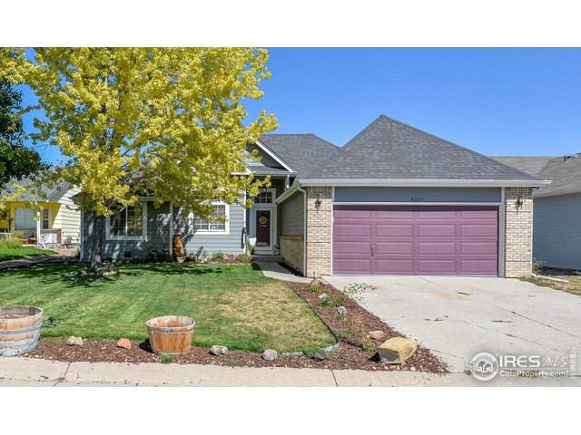 2307 Alysse Ct, Johnstown, CO 80534 (MLS #904408) :: Tracy's Team
