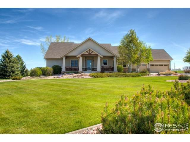 416 Hawks Nest Way, Fort Collins, CO 80524 (#904410) :: The Griffith Home Team