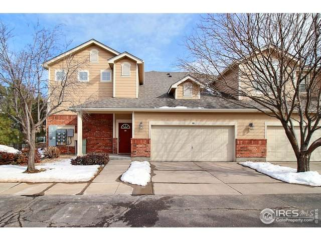 4672 W 20th St Rd #2324, Greeley, CO 80634 (MLS #904422) :: Downtown Real Estate Partners